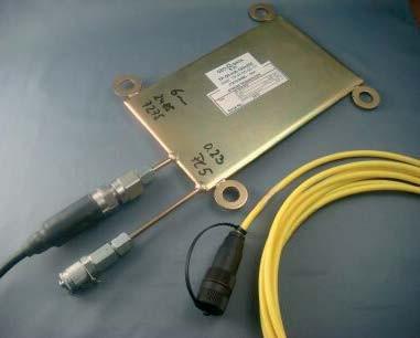 Hydraulische Druckdose mit elektr. Sensor